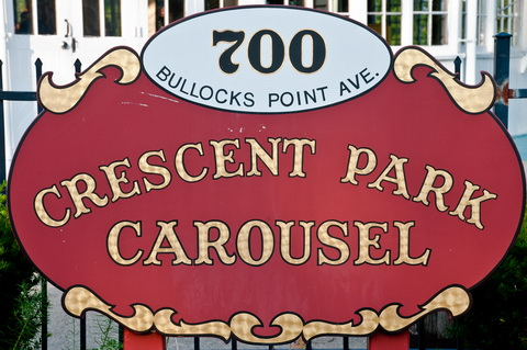Carousel_outdoor sign 6043