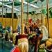 Carousel horses 6101