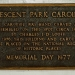 Carousel memorial day sign 6106