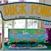 Carousel duck pond kiosk and sign_6133