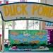 Carousel duck pond kiosk and sign_6133