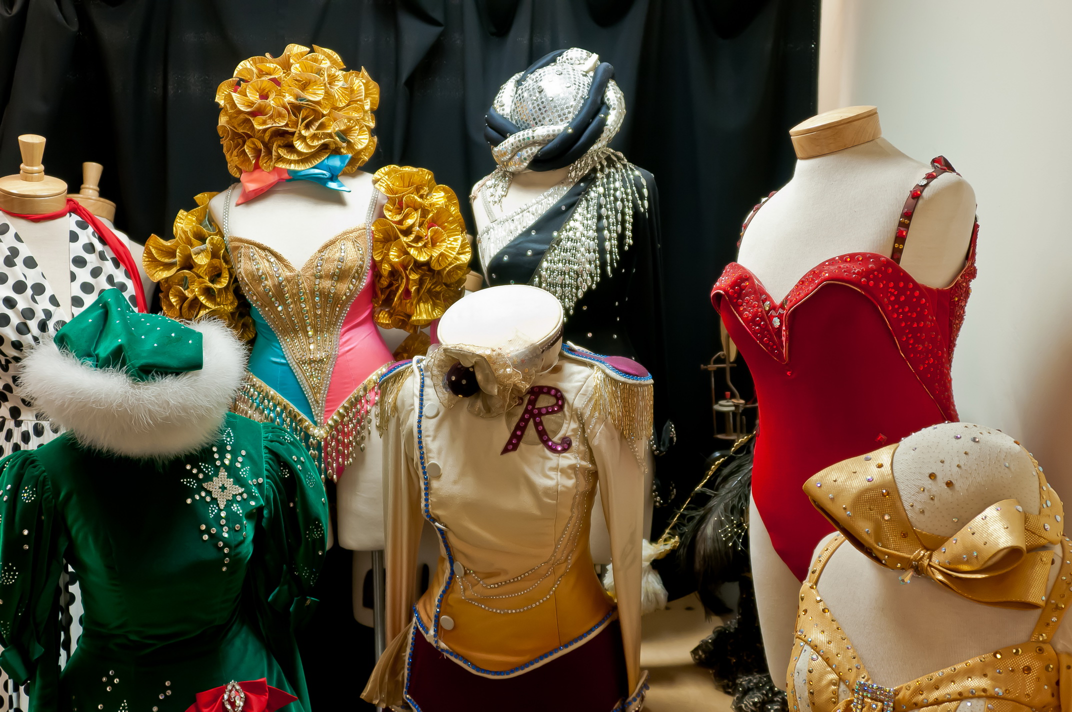 2036_Radio City Music Hall backstage costumes