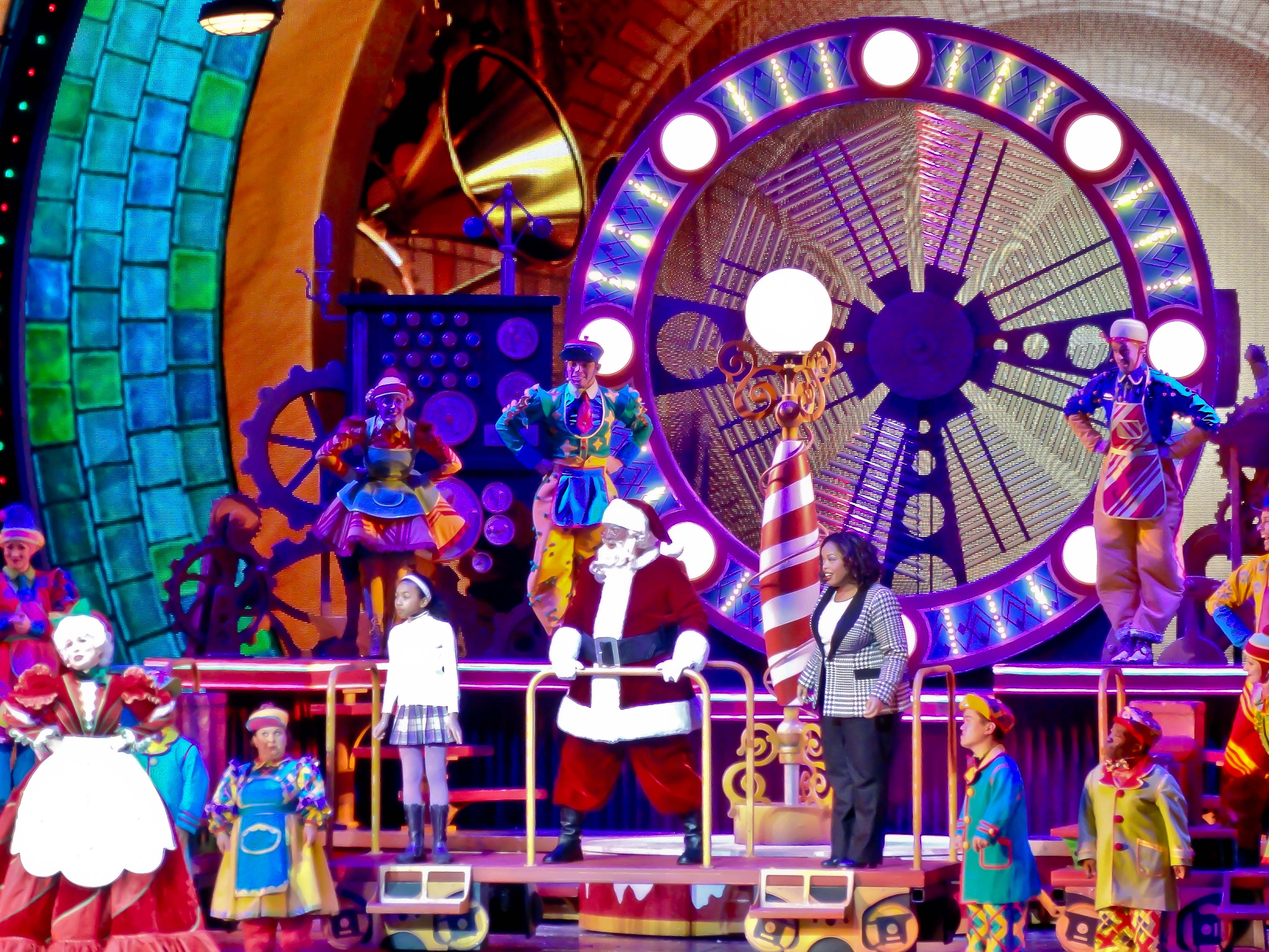 4040_Radio City Music Hall Rockettes show
