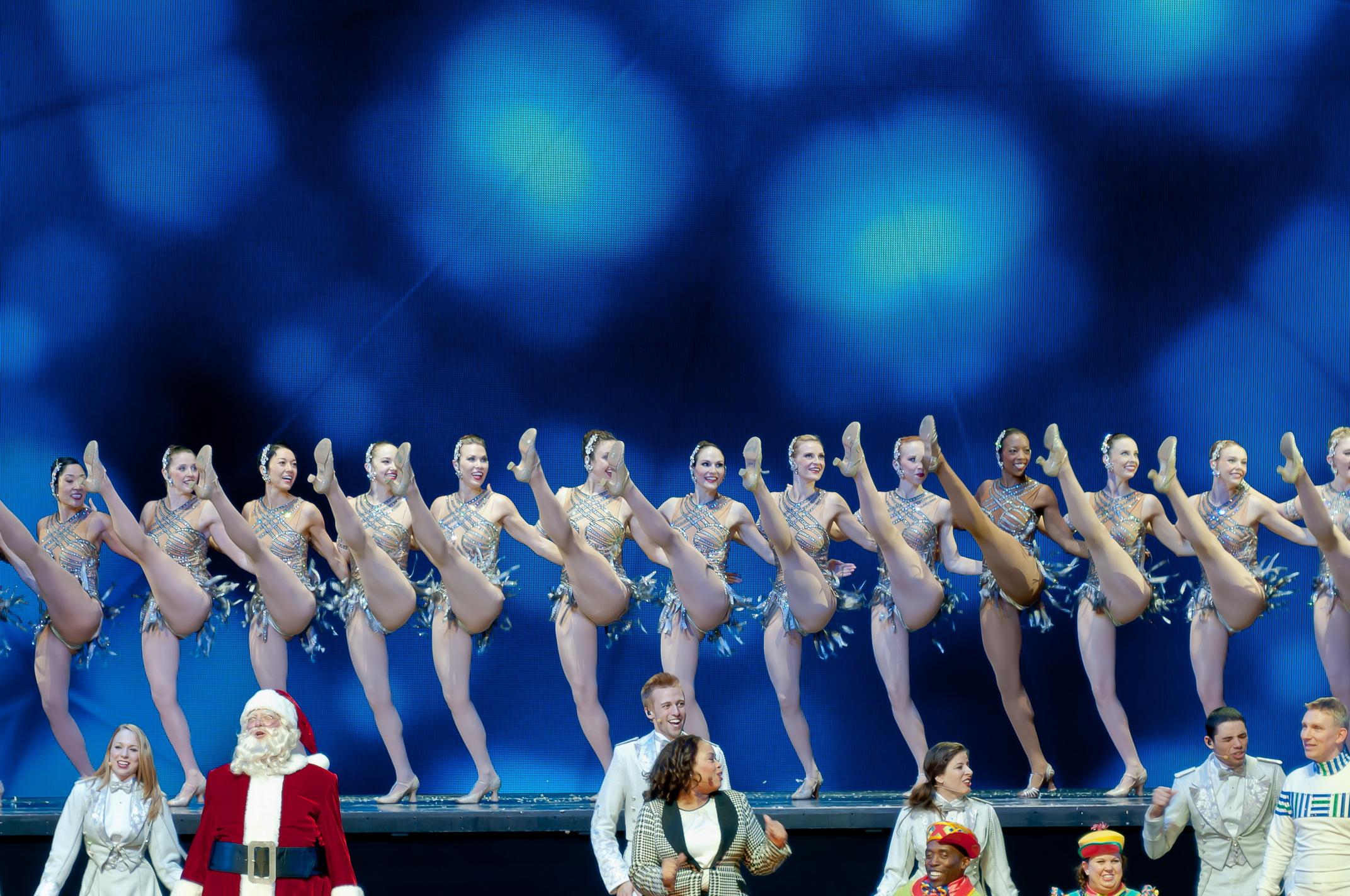 4115_Radio City Music Hall Rockettes show
