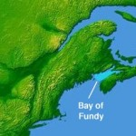 Bay of Fundy – St. Johns, New Brunswick