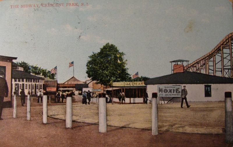 02 Crescent Park Midway
