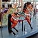 Carousel horse closeup 6141