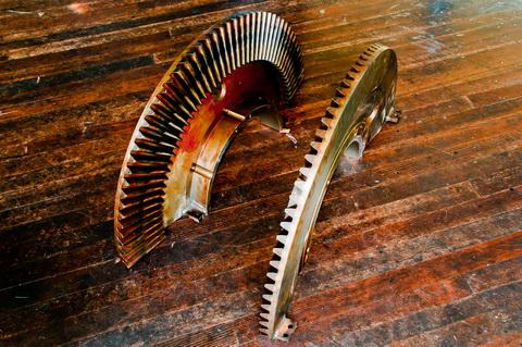 Carousel main drive gear 6092