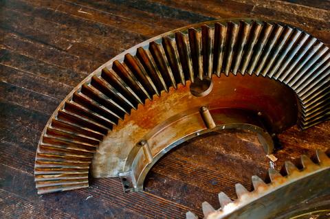 Carousel main drive gear 6093