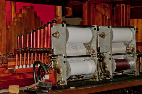 Carousel Band Organ 6113