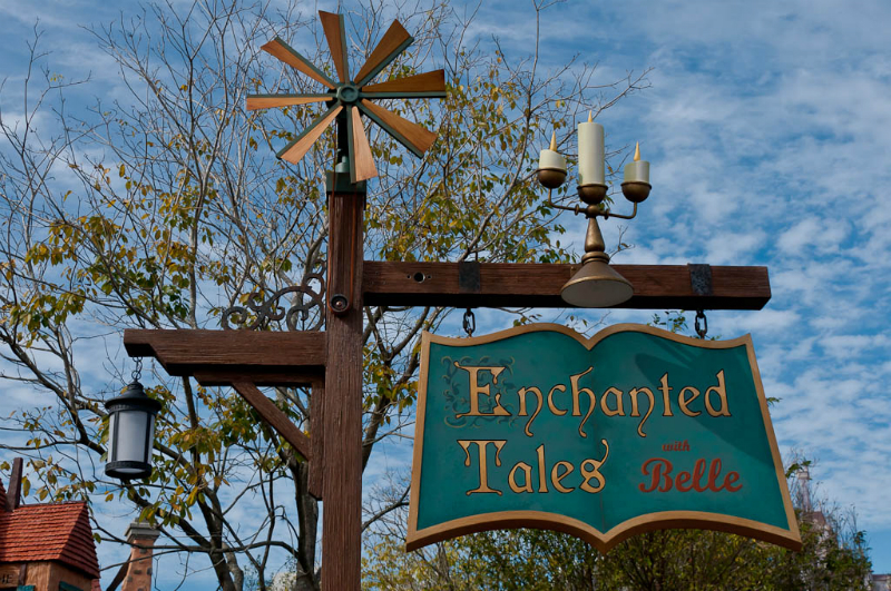 06-Enchanted Tales with Belle