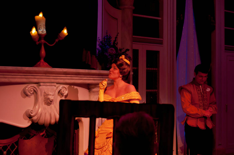08-Enchanted Tales with Belle