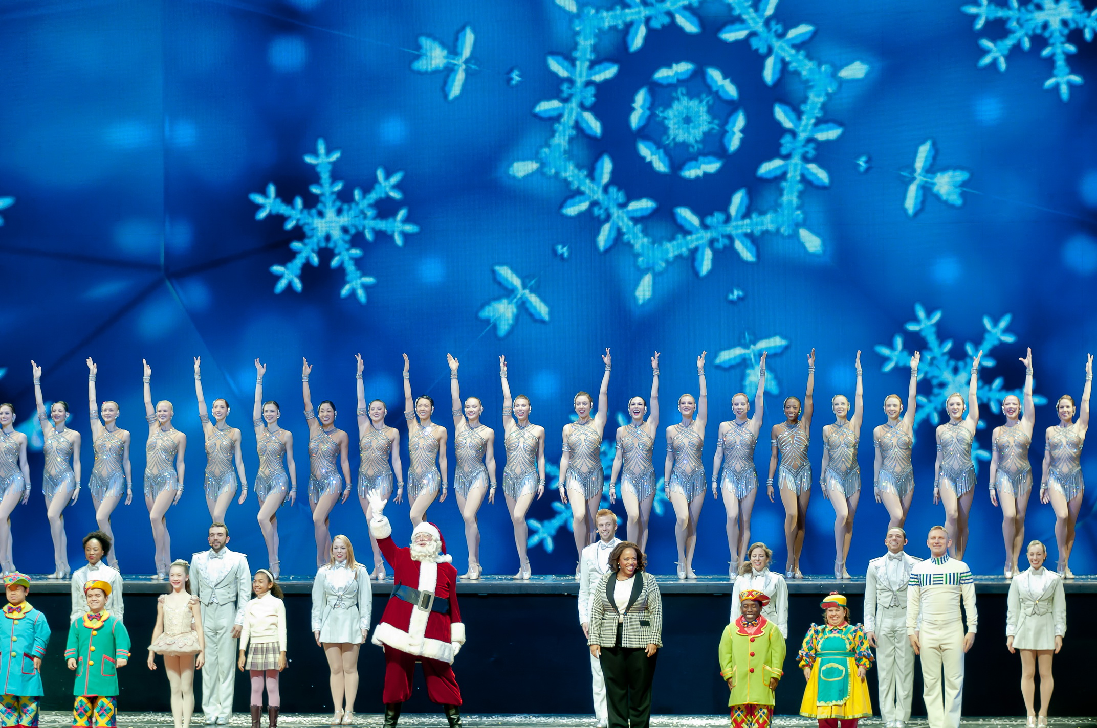 4100_Radio City Music Hall Rockettes show