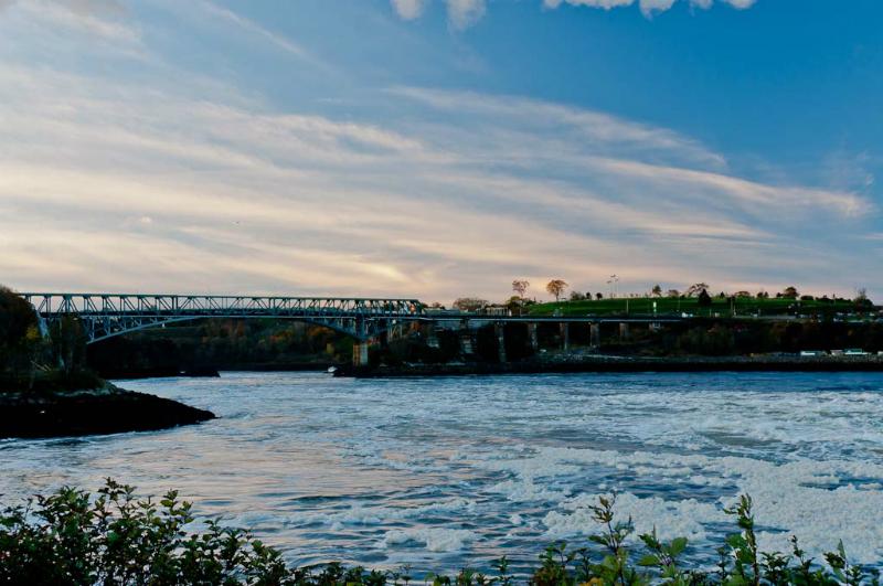 St Johns Reversing Falls Prior to tide change 5