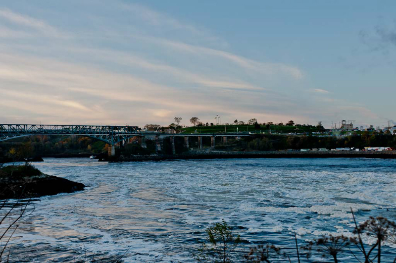 St Johns Reversing Falls Prior to tide change 8