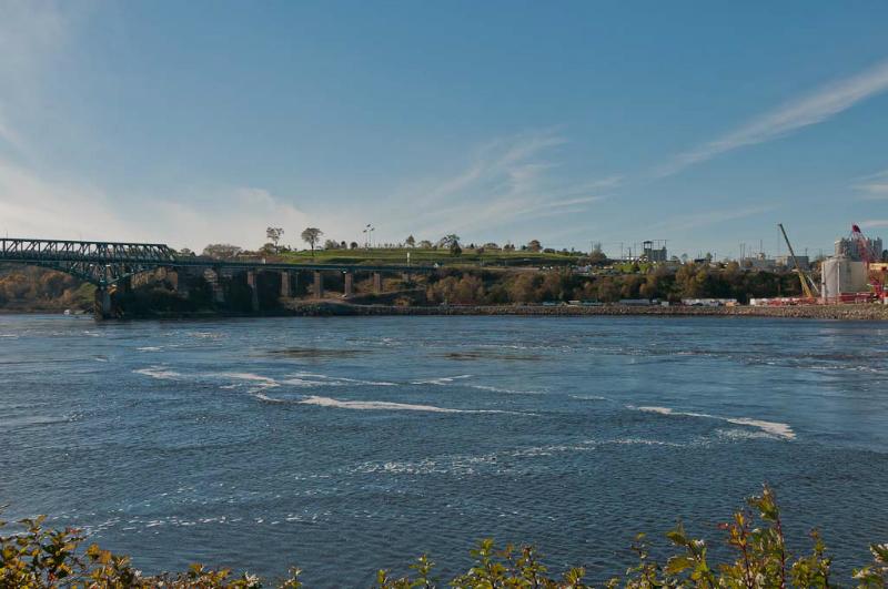 St Johns Reversing Falls during tide change 11